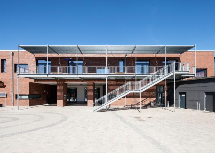 Schulkomplex Saline